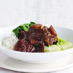BHG Fast Ed's beef stroganoff recipe | Beef, Pork, Lamb recipes ...
