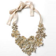 beaded necklace idea
