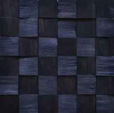 Brogliato Revestimentos - Coleções - Coleção Diálogo - C014 Preto - 30x30cm.