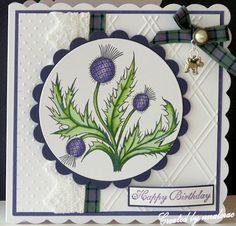 somethinggonemissing: A Scottish Birthday Lass!