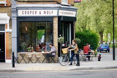 The best Swedish cafés in London - Cooper & Wolf