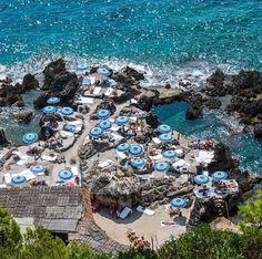 La Fontelina, Capri.
