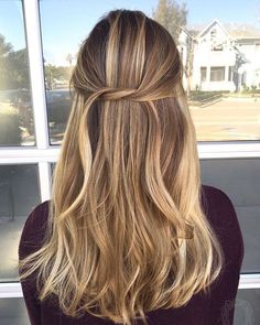 Sweet like honey color by @my_mandaconda_dont in Carlsbad, CA