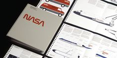 """This controversial NASA logo was known as """"the worm"""". NASA eventually reverted to its original """"meatball"""" logo, even though it was graphically inferior and difficult to reproduce. Nasa Rocket, Rockets Logo, Computer Skins, Make My Day, Laptop Repair, Famous Logos, Logo Design, Graphic Design, Creative Advertising"""