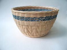 Brigadoon - Come learn from Flo Hoppe at the 2014 Stowe Basketry Festival!