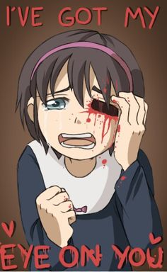 Corpse Party Tortured Souls: Yuka , aaawwhh poor little girl :')