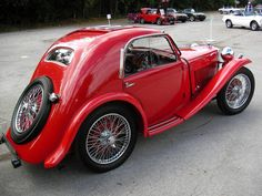 1936 MGs in high res (65 HQ Photos)