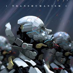 Transhumanism by MichaelBroussard on DeviantArt