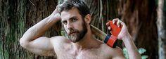 Raffa Marques vira 'lumbersexual' em ensaio para a Disclosed Mag