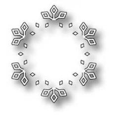 Memory Box Die - Snowflake Cutwork