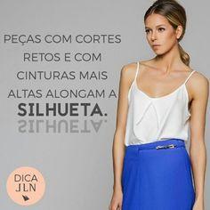 Peças com cortes e cintura mais alta alongam a silhueta. #juliannafraccaro #dicadajulianna #look_jln #modabrasileira #fashion #ootd #beyourbest #verao2016 #lifeaholic #portoalegre