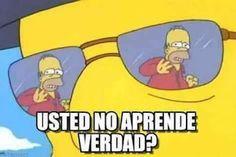 Humor Memes Friends Faces Ideas For 2019 Memes Humor, New Memes, Memes Funny Faces, Funny Texts, Simpsons Frases, Memes In Real Life, Spanish Memes, Friend Memes, Relationship Memes