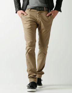 wjk tight chino Khaki Pants, Tights, Fashion, Navy Tights, Moda, Khakis, Fashion Styles, Panty Hose, Pantyhose Legs
