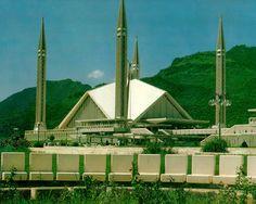مسجد الملـك فيصل - باكستان