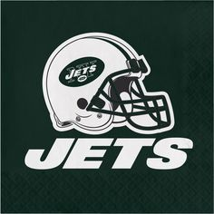 NFL 2 Ply Lunch Napkins New York Jets/Case of 192 Tags: New York Jets; Lunch Napkins; NFL Tableware; New York Jets party;New York Jets party tableware;New York Jets Lunch Napkins; https://www.ktsupply.com/products/32786326219/NFL-2-Ply-Lunch-Napkins-New-York-JetsCase-of-192.html