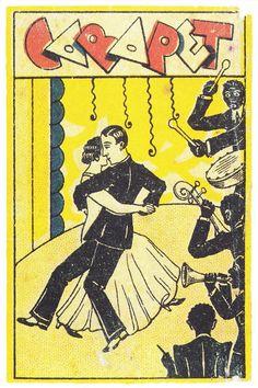 vintage Mexican matchbox design Vintage Labels, Vintage Ads, Illustrations, Illustration Art, Vintage Fireworks, Matchbox Art, Mexican Designs, Folk, Mellow Yellow