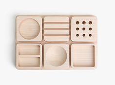 Tofu un accessoire pour ranger votre bureau par Pana Objects