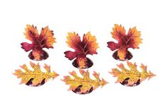 WeGlow International Assorted Tin Maple Leaf Card Holder 4 Pack ** Learn more by visiting the image link. (Note:Amazon affiliate link) #ToysGames5To7Years