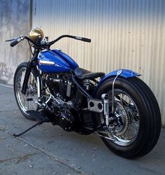 Cool old bobber