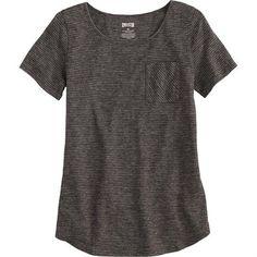 Women's Hemp Lontail T Shirt