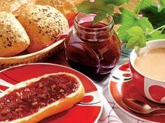 Konfitura z winogron