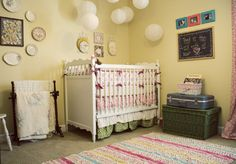 For when I have a baby cute room set up!