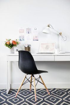 perfect little office