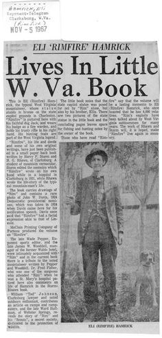 william West Virginia historic | Miscellaneous Documents and Articles