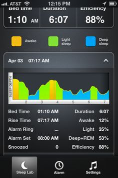 iPhone: Sleep Time app monitors your sleep cycles and wakes you up when it'll be easiest