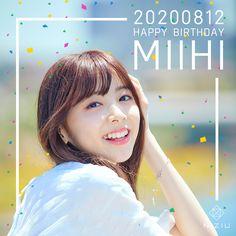 Kpop Girl Groups, Kpop Girls, Japanese Girl Group, Mini Albums, Are You Happy, My Girl, Korea, Happy Birthday, Entertaining