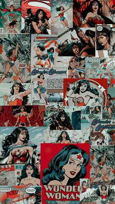 Cartoon Wallpaper Iphone, Disney Phone Wallpaper, Marvel Wallpaper, Retro Wallpaper, Aesthetic Iphone Wallpaper, Dark Wallpaper, Aesthetic Wallpapers, Wonder Woman Drawing, Wonder Woman Art