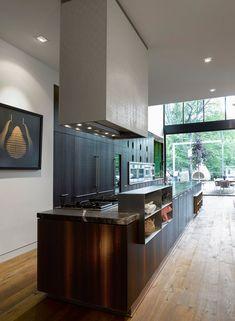 The Aldo House, Ontario, 2013 - Prototype Design Lab #kitchen