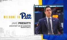 Pitt Adds Jake Presutti to Staff as Assistant AD for Scouting - Pittsburgh Sports Now