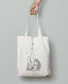 Disseny i impressió de bossa personalitzada.
