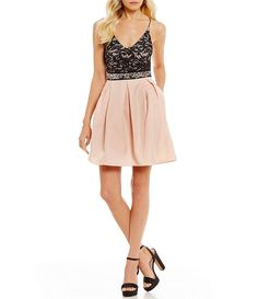 826fd7075d5 Shop Dillard s stylish selection of short prom and formal dresses.