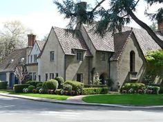 Tudor home...