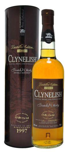 Distillers editie van Clynelish. Gedistilleerd in 1997 en gebotteld in 2012 dus…