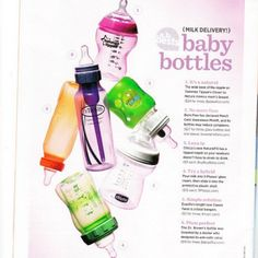 5780d5dd539 #TBT to when our 5 Phases bottles were featured in @AmericanBaby Magazine! #