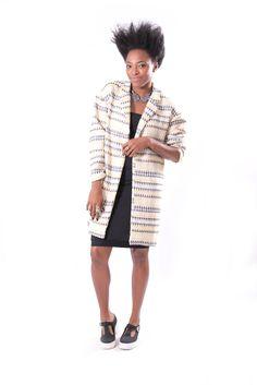 www.tamaraheraclio.com Spring coat Dido.
