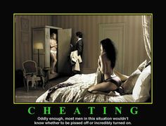 Cheating?