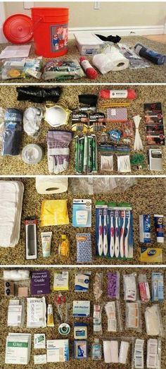 By the time severe weather like the tornado hits, it's all already too late. Hence, disaster preparedness is a must that you need to have an established safety plan. A disaster supply kit is a coll… Tornado Preparedness, Emergency Preparedness Food, Hurricane Preparedness, Emergency Preparation, Survival Prepping, Survival Skills, Zombies Survival, Emergency Planning, Homestead Survival