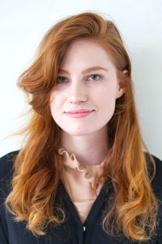 """These 5 Women Got Amazing Hair Makeovers #refinery29  http://www.refinery29.com/real-women-beauty-makeovers#slide-9  Rockie Nolan, Associate Photo EditorRockie has had a gorgeous head of red hair her whole life. """"My mother has always been protective of my naturally red strands,"""" she says. """"I'm happy that I didn't kill all my hair off with cheap box dyes and poor choices at a young age.""""But, the temptation to transform beckoned — even though her natural color was one of her most disti..."""