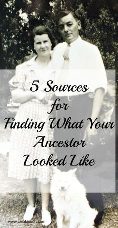 Do you know what your ancestors looked like? Do you know their physical characteristics? Do you know how tall they were? How short? The color of their eyes and hair?  Did they have any physical deformities? If we as genealogists know even some of these things, we can use that for comparison to identify individuals in a photograph.