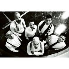 Rammstein - Till Lindemann, Richard Kruspe, Christoph Schneider, Flake Lorenz, Paul Landers, Oliver Riedel