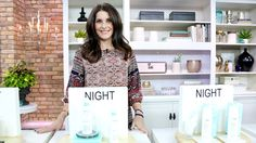 Beauty Expert Chantel Guertin talks about when to use certain beauty products.