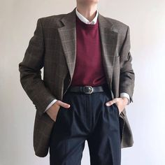 30 Cute Match Casual Outfit For Men This Season Cool Outfits, Casual Outfits, Fashion Outfits, Casual Outfit For Man, Men's Outfits, Fashion Shirts, Spring Outfits, Casual Wear, Fashion Tips