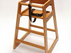 Child High Chair, Wood