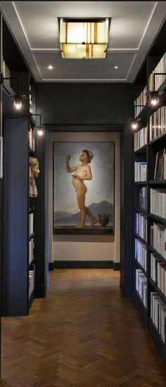 Appartements | Laurent Bourgois et Caroline Sarkozy Laurent, Design Elements, Stairs, Gallery, Inspiration, Apartments, Elements Of Design, Biblical Inspiration, Stairway