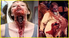 Scariest Halloween Makeup & Costumes Ever 😱😱😱