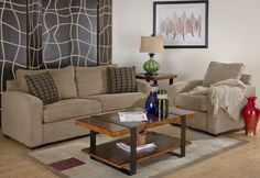 Fabric Upholstered 1-K672 | furniturerent.com